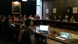 PG Workshop on Publishing