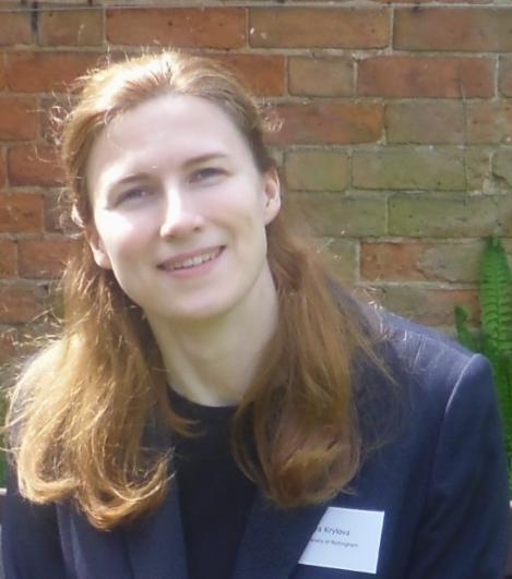 Introducing Our New Secretary: Katya Krylova, University ofNottingham