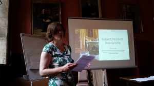Emma Huber on research librarianship