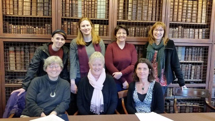 WIGS Committee Meeting inOxford