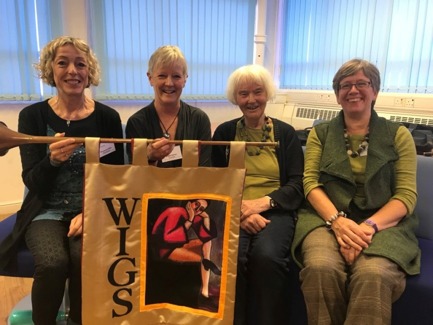 Report on the WIGS 30th Anniversary Conference at Aston