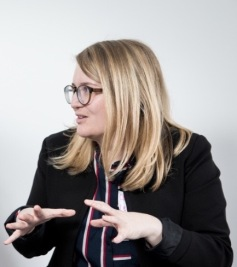 Photograph of Chantal Sullivan-Thomsett (University of Leeds)